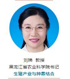 黑龙江省农业科学院书记 生猪产业与种养结合